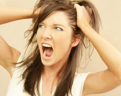 Girl Hair Loss