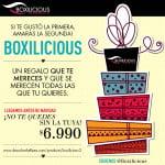 Participa por la 2da Cajita Sopresa de @Boxilicious ¡¡Si te Gustó la 1era Amarás la 2da!!