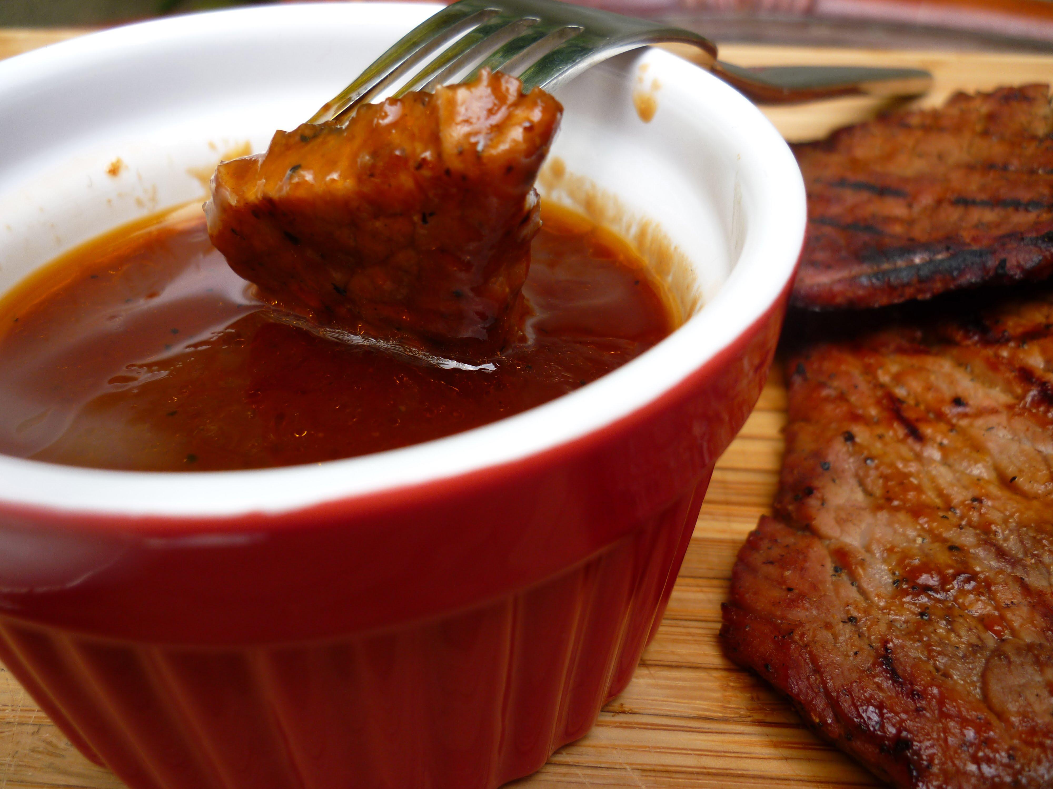 Como preparar la salsa bbq en casa - Casa del barbecue ...