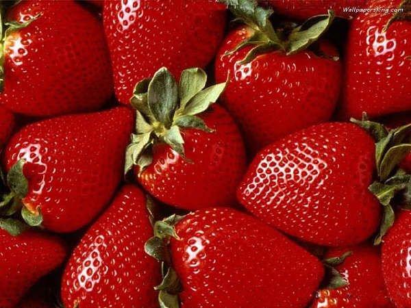 alimentos que siempre debes evitar frutillas