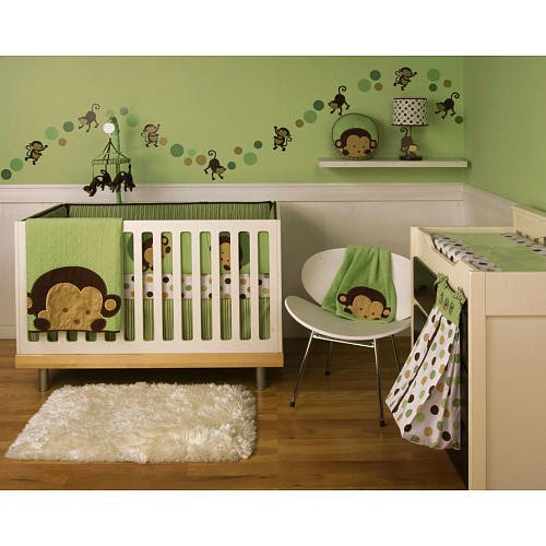 buenas ideas para armar la pieza de tu beb mujer y punto