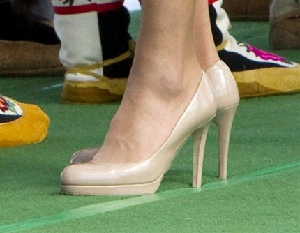 kate middelton zapatos