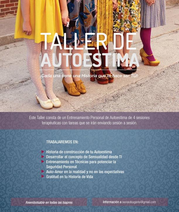 Taller Autoestima Individual