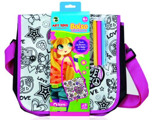Bolso Fashion Art Toys