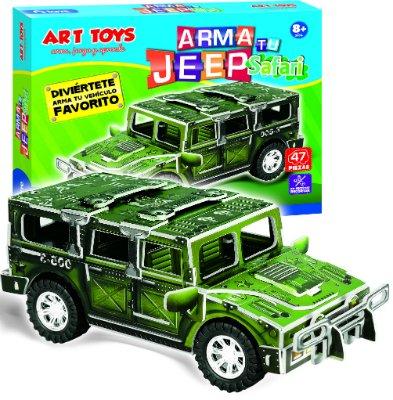 Jeep Art Toys